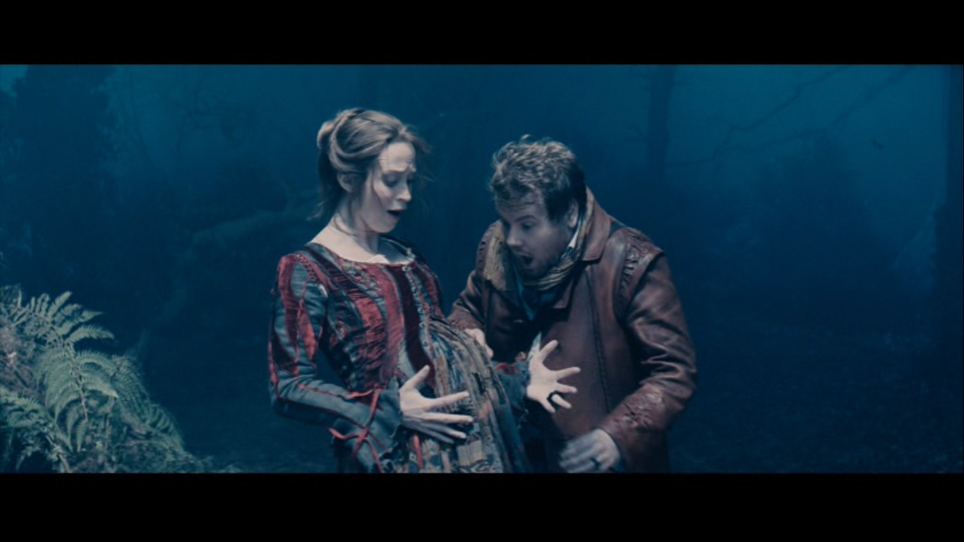 Into The Woods 2014 Four Stars Rommer Reviews